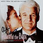 Alan Silvestri: Father of the Bride - signed CD