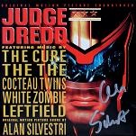 Alan Silvestri: Judge Dredd - signed CD
