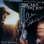Alan Silvestri: The Quick and the Dead - signed CD