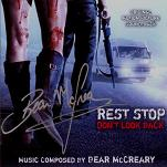 Bear McCreary: Rest Stop - signed CD