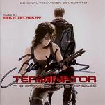 Bear McCreary - Terminator: The Sarah Connor Chronicles - signed CD