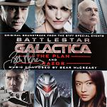 Bear McCreary - Battlestar Galactica: The Plan and Razor - signed CD