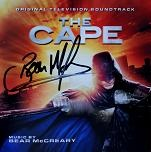 Bear McCreary: The Cape - signed CD