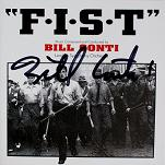 Bill Conti: F.I.S.T - signed CD