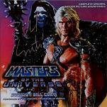 Bill Conti: Masters of the Universe - signed CD