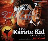Bill Conti: The Karate Kid box set - signed cover