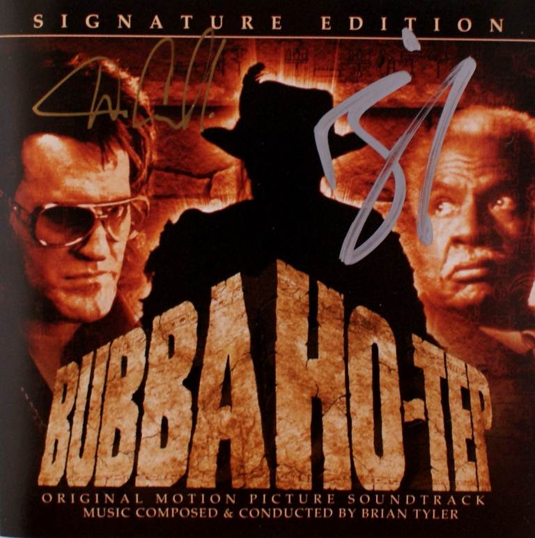 Brian Tyler - Bubba Ho-Tep - Signature Edition (Original Motion Picture Soundtrack)