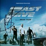 Brian Tyler: Fast Five - signed CD
