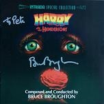 Bruce Broughton: Harry and the Hendersons - signed CD