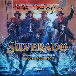 Bruce Broughton: Silverado - signed CD