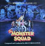 Bruce Broughton: The Monster Squad - signed CD