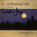 Christopher Young - An Unfinished Life: Piano Sketches - signed CD
