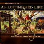 Christopher Young: An Unfinished Life - signed CD