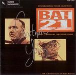 Christopher Young: Bat 21 - signed CD