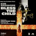 Christopher Young: Bless the Child - signed CD