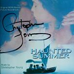 Christopher Young: Haunted Summer (B) - signed CD