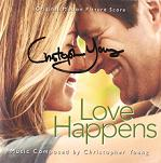 Christopher Young: Love Happens - signed CD