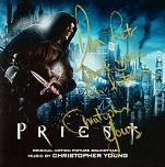 Christopher Young: Priest (B) - signed CD