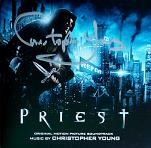 Christopher Young: Priest - signed CD
