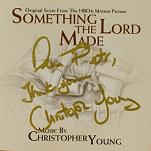 Christopher Young: Something the Lord Made - signed CD