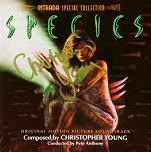 Christopher Young: Species - signed CD