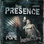 Conrad Pope: The Presence - signed CD