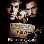 Dario Marianelli: The Brothers Grimm - signed CD