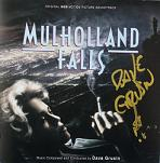 Dave Grusin: Mulholland Falls - signed CD