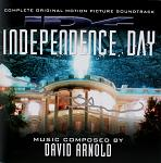 David Arnold: Independence Day - signed CD