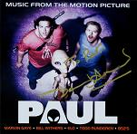 David Arnold: Paul - signed CD