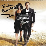 David Arnold: Quantum of Solace - signed CD