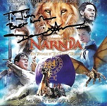 David Arnold: The Chronicles of Narnia - The Voyage of the Dawn Treader (Alt) - signed CD