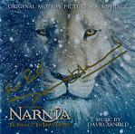 David Arnold: The Chronicles of Narnia - The Voyage of the Dawn Treader - signed CD