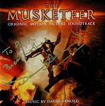 David Arnold: The Musketeer - signed CD