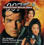 David Arnold: Tomorrow Never Dies - signed CD