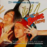 David Newman: Bill and Ted's Bogus Journey - signed CD