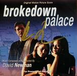 David Newman: Brokedown Palace - signed CD