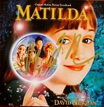 David Newman: Matilda - signed CD