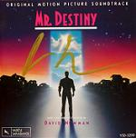 David Newman: Mr. Destiny - signed CD
