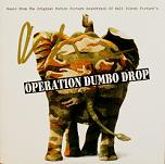 David Newman: Operation Dumbo Drop - signed CD