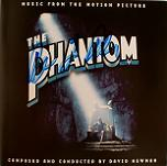 David Newman: The Phantom, alternative cover - signed CD