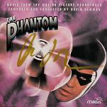 David Newman: The Phantom - signed CD