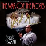David Newman: The War of the Roses - signed CD
