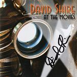 David Shire: David Shire at the Movies - signed CD