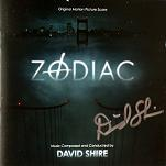 David Shire: Zodiac - signed CD