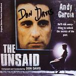 Don Davis: The Unsaid - signed CD