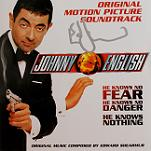 Edward Shearmur: Johnny English - signed CD