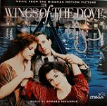 Edward Shearmur: Wings of the Dove - signed CD