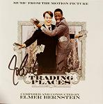 Elmer Bernstein: Trading Places - signed CD