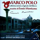 Ennio Morricone: Marco Polo - signed CD